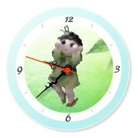 YukaRebornTARO Clock 1 (blue).jpg