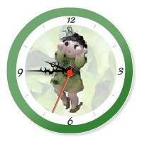 YukaRebornTARO Clock 2a (green).jpg