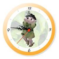 YukaRebornTARO Clock 2a (orange).jpg