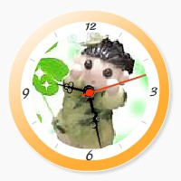 YukaRebornTARO Clock4 (orange).jpg