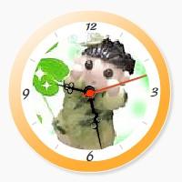 YukaRebornTARO Clock4 (orange).jpg